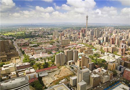 Loving Joburg: Africa's Vibrant, Golden City