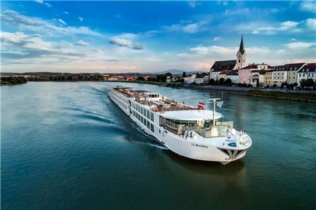 Uniworld River Cruises' Ellen Bettridge Talks Fleet Transformation