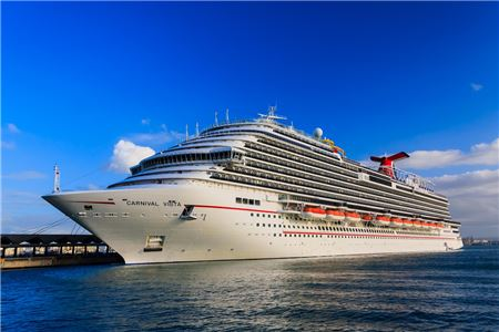 Carnival Cruise Lines Cancels Three Vista Sailings