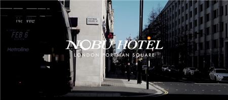 Nobu Hotel Coming to London's West End