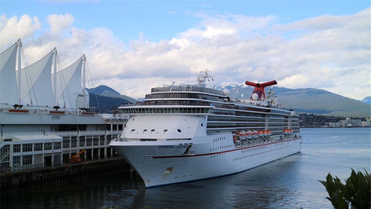 Carnival Legend Repositions To Tampa Set To Sail Longer Cruises To Honolulu Vancouver Los Angeles