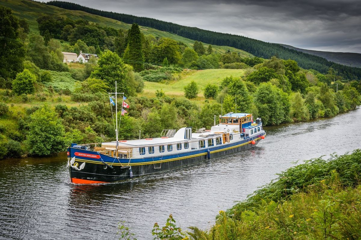 Solo Travelers Won't Pay Supplement on European Waterways Hotel Barges