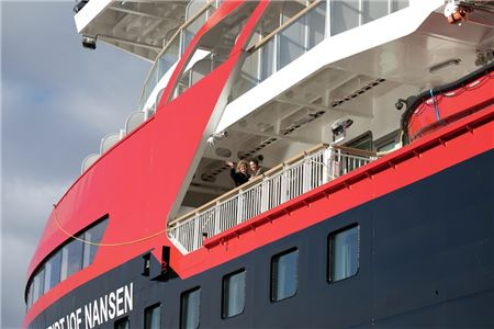 Hurtigruten Introduces 'Risk-Free' Bookings
