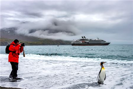 Sales Superstars: Goodtime Travel's Charlie Brown Talks Expedition Cruises