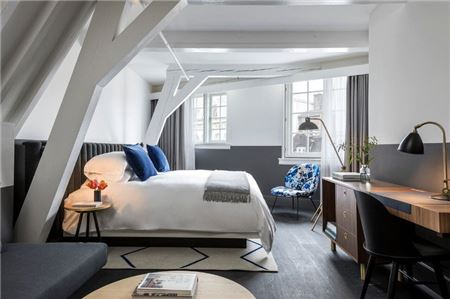 Kimpton's First European Hotel Opens In Amsterdam