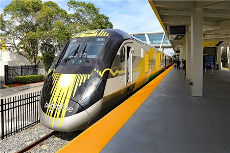 Brightline Announces Plans to Build PortMiami Station in 2020