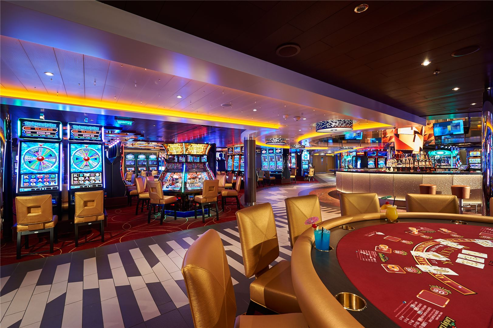 Carnival Cruise Line Updates Players Club Casino Rewards Program