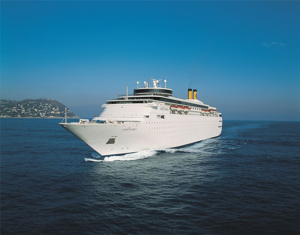 Costa Cruises Travel Agent Portal