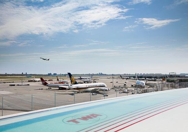 TWA Hotel opens at JFK Airport