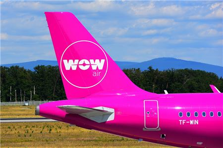 Icelandair Buys Budget Carrier WOW Air