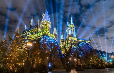 Holiday Magic Comes to Universal Orlando