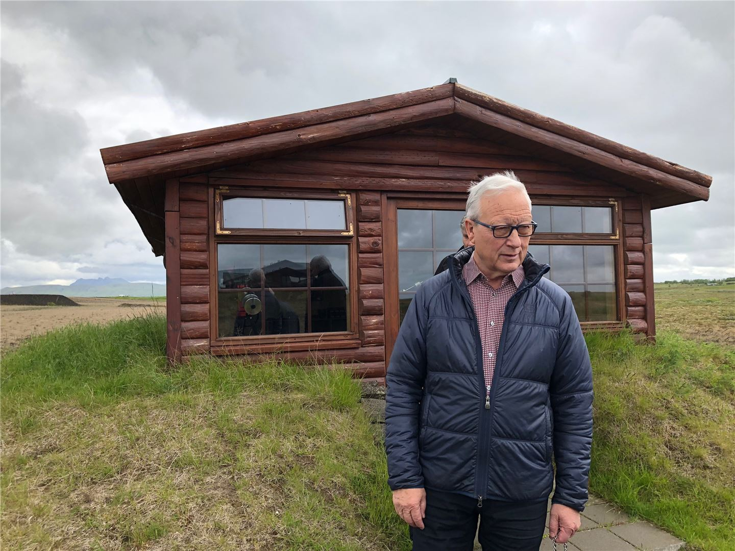 Iceland Hotel Rangá's observatory where to stay