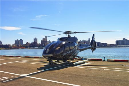Uber Enters Airport Helicopter Business in NYC