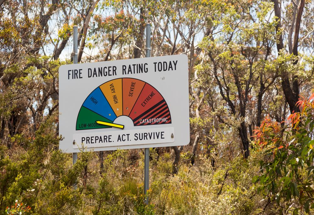 U.S. State Department Issues Travel Warning for Australia Due to Bushfires