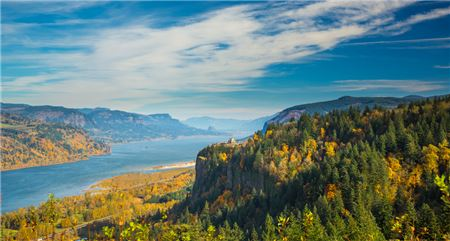 Staycations on North America's Rivers and Waterways: The Snake & Columbia Rivers