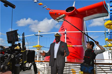 Carnival Cruise Line Adds Shaquille O'Neal as Chief Fun Officer