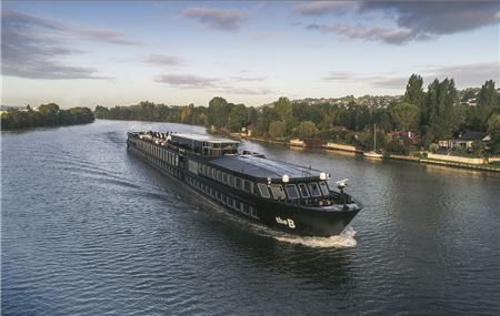 River Cruises Go Mainstream in Print and on Television