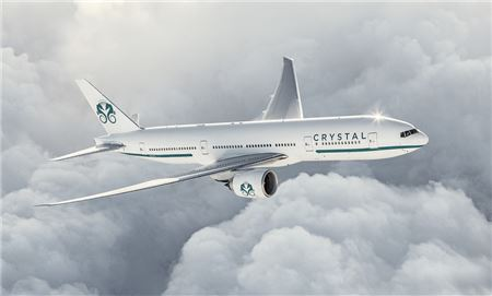 Crystal Cancels AirCruises Program For 2017 And 2018