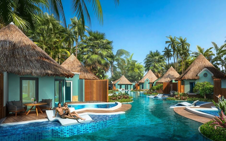 Jamaica's Sandals South Coast Resort to Debut New Swim-Up Suites
