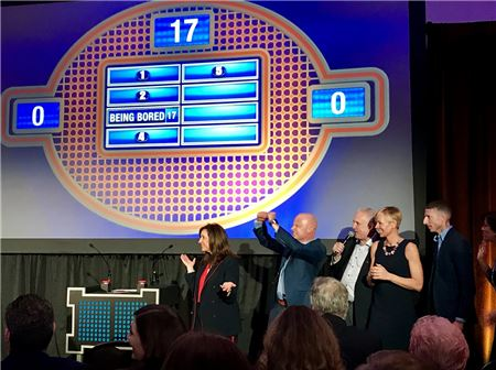 Carnival Cruise Line's Mardi Gras Will Feature Family Feud
