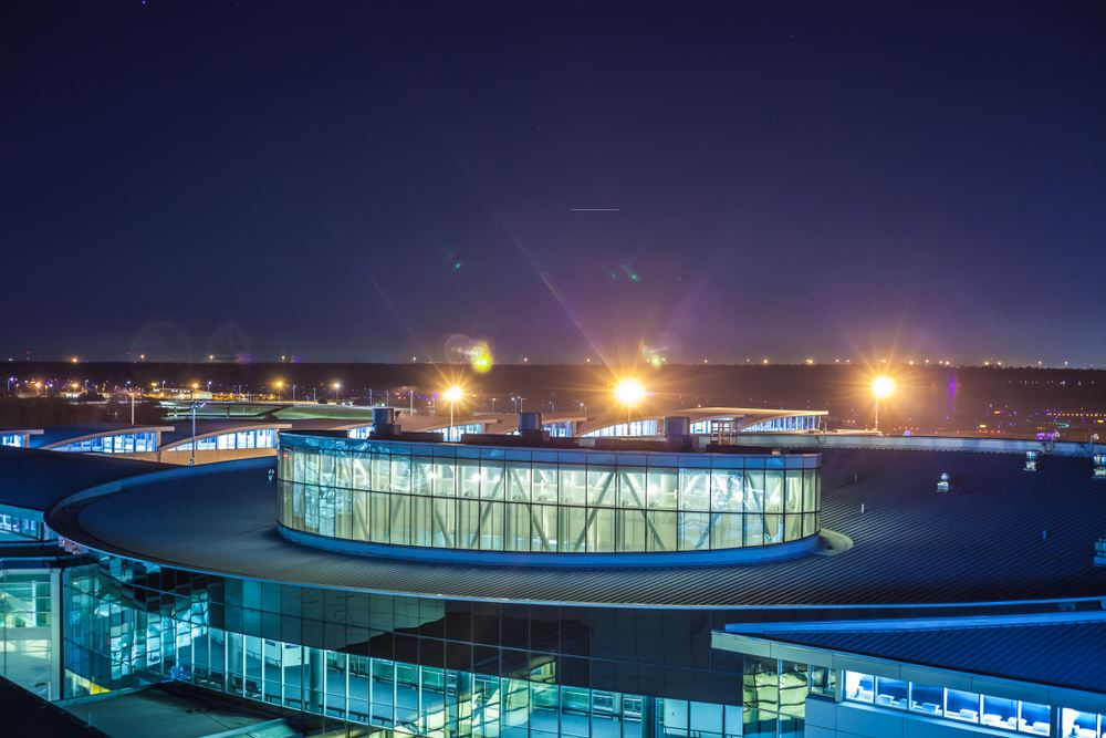 Airports with longest security wait times George Bush Intercontinental.