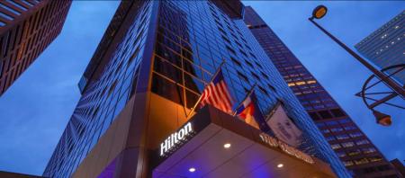 Hilton's Nassetta Remains Firm on Organic Growth
