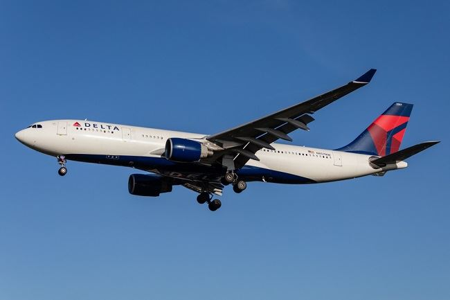 Delta Air Lines Coronavirus Cancellations