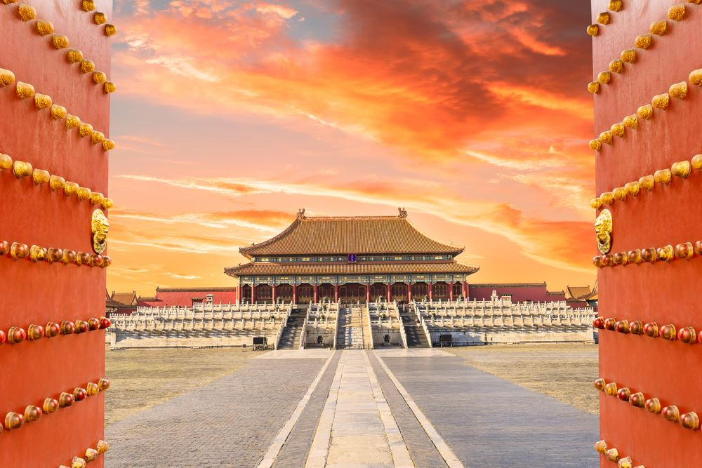 forbidden city bucket list travel empty nesters china
