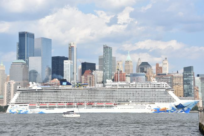 Norwegian Cruise Line Holdings Says No Additional Cancellations to Announce
