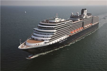 Holland America Marks Netherlands King's Birthday With Color and Celebrations