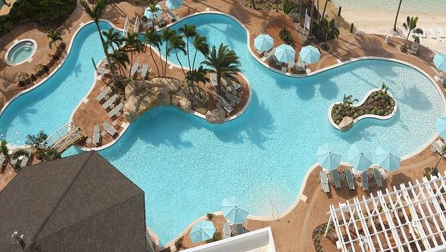 Warwick Paradise Island-Bahamas