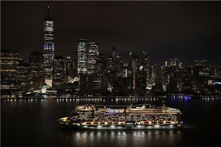 MSC Cruises' Meraviglia Arrives in New York Marking North America Debut
