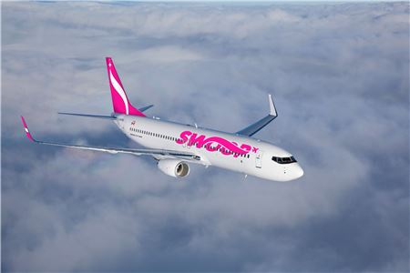 Ultra-Low-Cost Canadian Carrier Swoop Sets Date for Launch