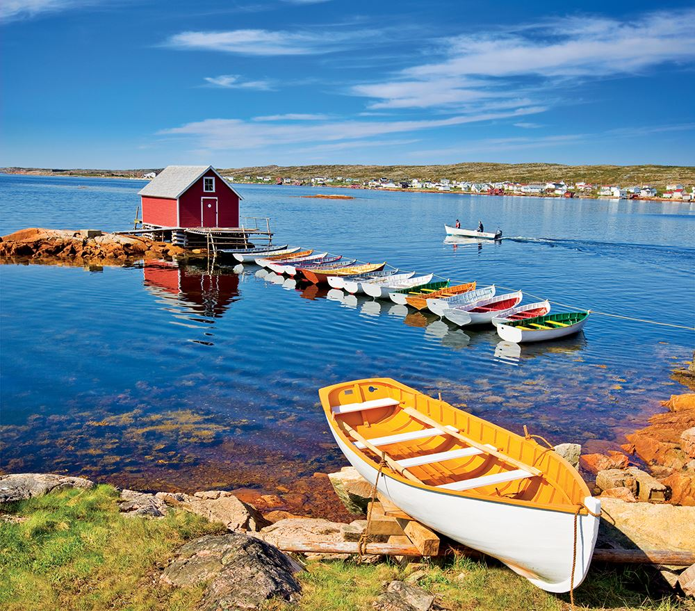 Globus Offering Trip to Newfoundland for Travel Agent and Guest