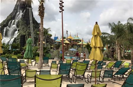 First Look: Universal Orlando's Volcano Bay
