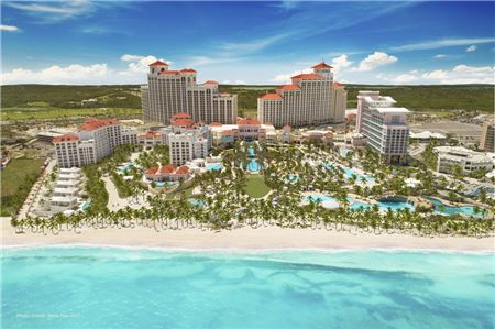 Baha Mar Begins Taking Reservations After Two-Year Delay
