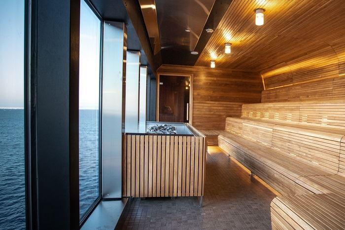 Roald Amundsen Sauna