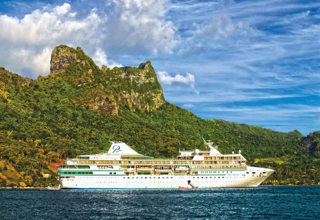 Ponant to Acquire Paul Gauguin Cruises
