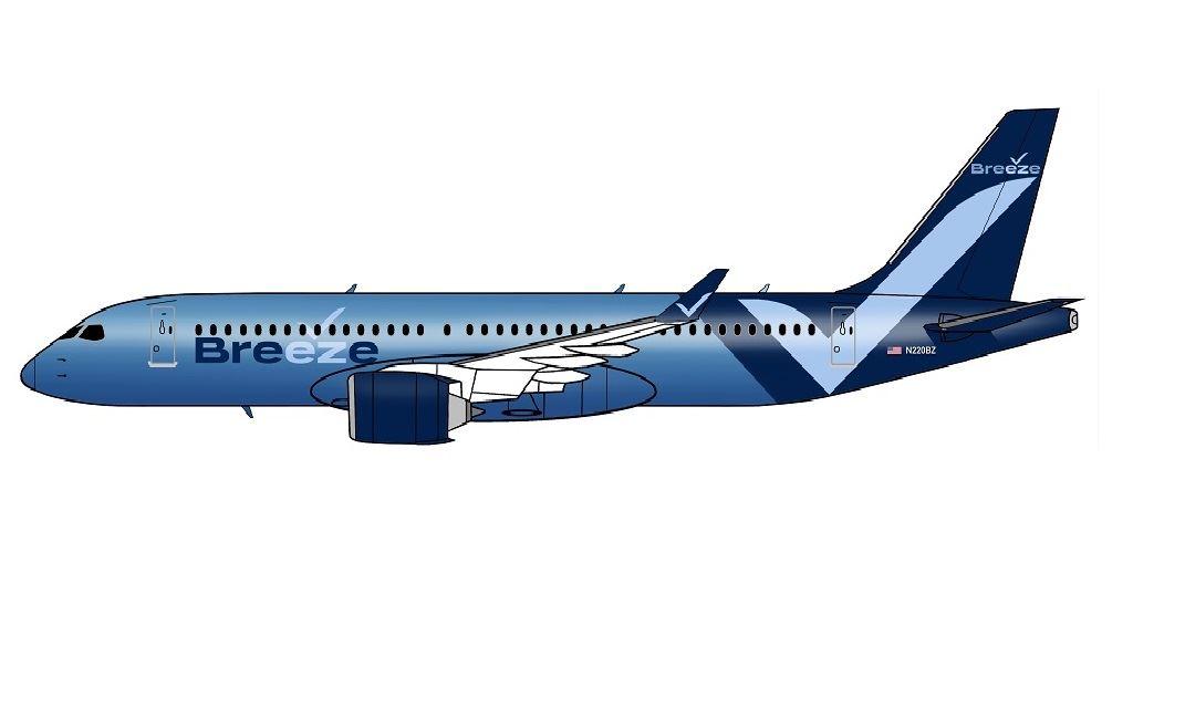 David Neeleman Christens Newest Airline Start-Up, Breeze Airways