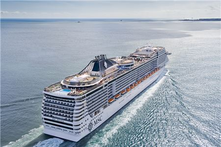 MSC Cruises Changes Final Payment Policy