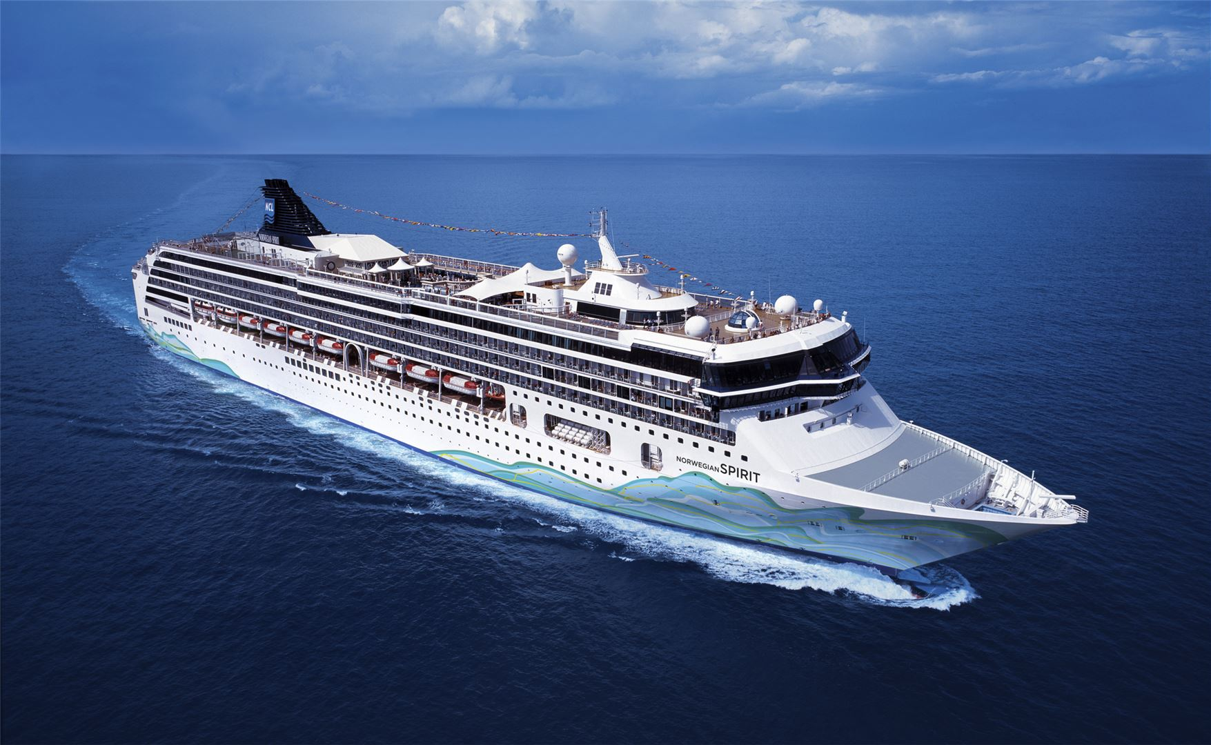 Norwegian Spirit Getting $100 Million Renovation