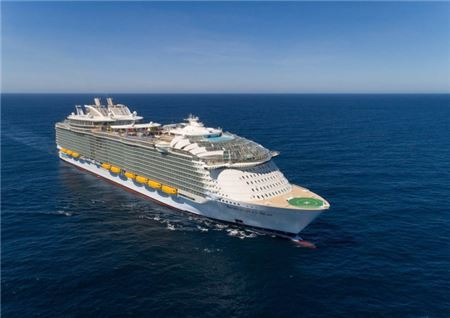 Royal Caribbean Orders Another Oasis-Class Ship