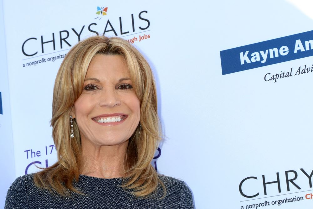 Carnival Cruise Line Names 'Wheel of Fortune's' Vanna White as Godmother for Panorama