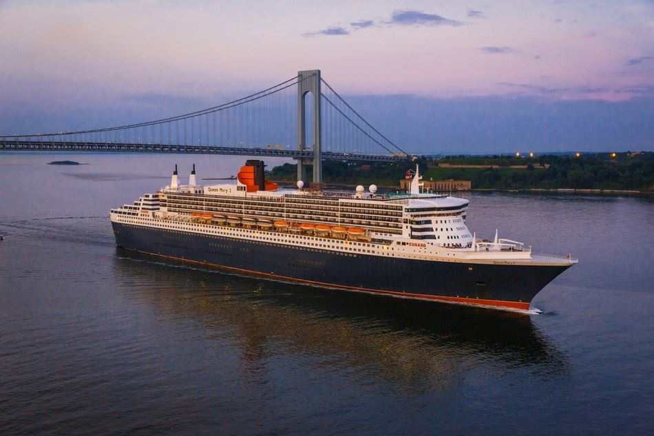 Cunard Adds New Sailings for 2021