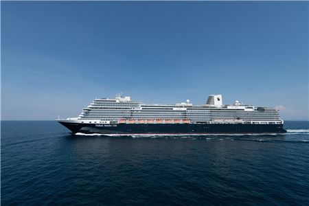 Holland America's Statendam Completes Sea Trials, One Step Closer to Debut