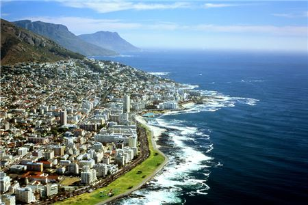 South Africa's Big Three Cities