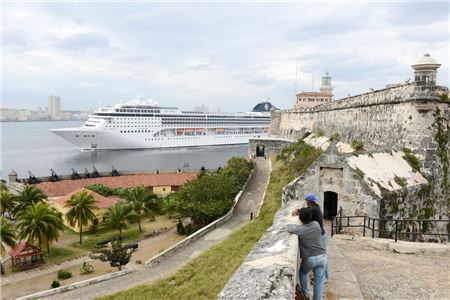 With New Regulations, U.S. Ending Cruise Travel to Cuba