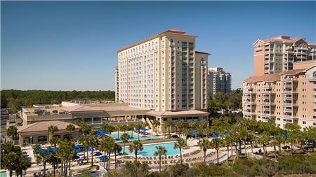 Myrtle Beach Marriott Completes $14 Million Renovation