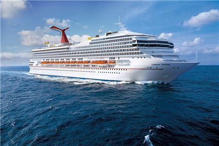 Carnival Cruise Line Unveils Schedule for Sunrise Launch Parties