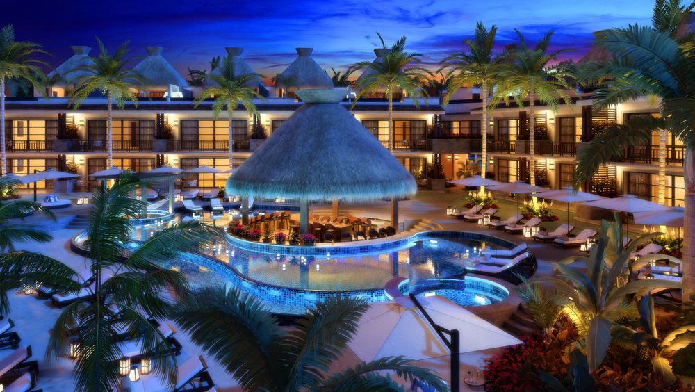 7 Standout Resorts Opening in the Mexican Caribbean